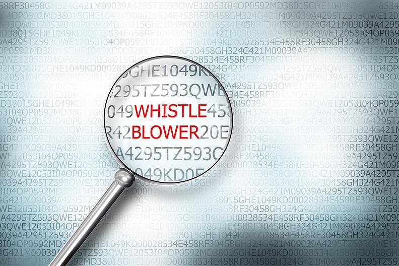 protect your business from whistleblowing