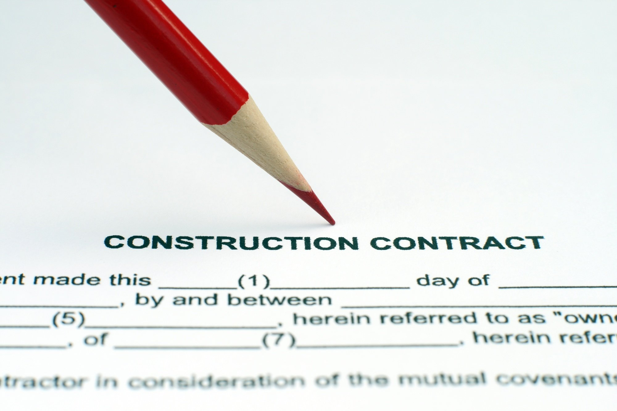 Pursuing Damages for Wrongful Termination of a Construction